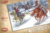 Set 12 calareti -  Napoleonic Russian Cossacks  scara 1:72