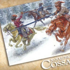 Set 12 calareti - Napoleonic Russian Cossacks scara 1:72