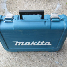 MAKITA - Cutie originala pt transport, valiza autofiletante Ni-Cd 9, 6v 12v 14, 4v - Trusa scule auto