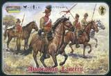 Set 12 calareti -  Australian Lancers - 1899 scara 1:72