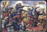 Set 44 soldati -  Krim-Krieg Französische Zouaven scara 1:72