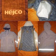 Geaca Parca HEJCO dama groasa impermeabila cusaturi lipite geaca jacheta iarna - Geaca dama, Marime: 42, Culoare: Din imagine