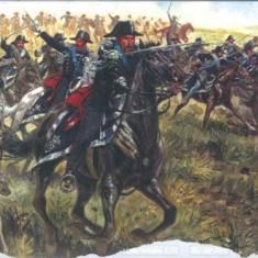 Set 12 calareti - Italian Carabiniers - 1848 scara 1:72