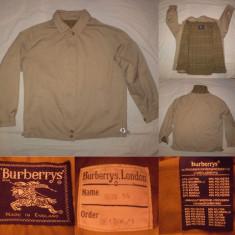 Geaca BURBERRYS LONDON dama (M) casual jacheta burberry - Geaca dama, Marime: M, Culoare: Din imagine
