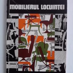 Mobilierul locuintei - Nicolae Cucu / R7P1F - Carte amenajari interioare