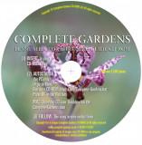 DVD de COLECŢIE - 625 CĂRŢI de GRĂDINĂRIT în ROMÂNĂ şi ENGLEZĂ
