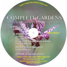 DVD de COLECŢIE - 500 CĂRŢI de GRĂDINĂRIT în LIMBA ENGLEZĂ - Carte gradinarit
