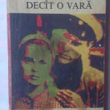 PER OLOF EKSTROM - N-A DANSAT DECAT O VARA - Roman, Anul publicarii: 1971