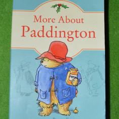 Carte de povesti pentru copii, in limba engleza, More About Paddington, 143 pag