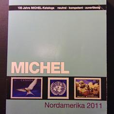 Catalog Michel America de Nord 2011, alb negru