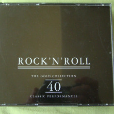 ROCK'N'ROLL - The Gold Collection - 2 C D Originale ca NOI - Muzica Rock & Roll