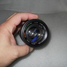 Vand obiectiv pe montura CANON FD 4.0 f =80-200mm MACRO - Obiectiv DSLR Canon, Macro (1:1), Canon - EF/EF-S