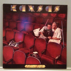Kansas - Two For The Show - 2LP BOX SET - (1978/ CBS Rec/ Holland ) - Vinil - Muzica Rock Columbia