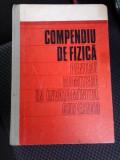 COMPENDIU DE FIZICA pentru admitere in invatamantul superior