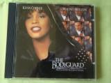 WHITNEY HOUSTON - The Bodyguard - C D Original ca NOU, CD