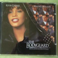 WHITNEY HOUSTON - The Bodyguard - C D Original ca NOU - Muzica Pop