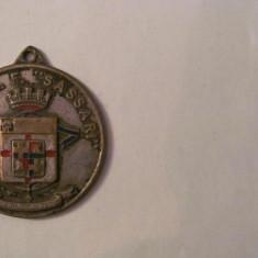 "MMM - Medalie Italia ""Regimentul 151 Infanterie Sassari"" militarie razboi"