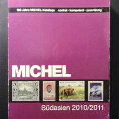 Catalog MICHEL Asia de Sud 2010/2011, alb-negru