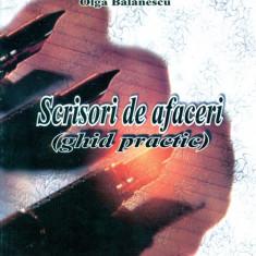 Olga Balanescu - Scrisori de afaceri - 30394 - Carte amenajari interioare
