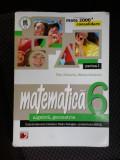 MATEMATICA ALGEBRA ,GEOMETRIE MATE 200 CONSOLIDARE CLASA A VI A - DAN ZAHARIA