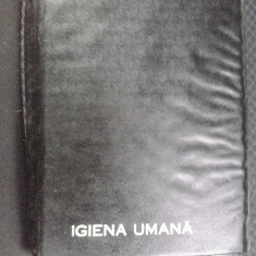 DIAPOZITIVE IGIENA UMANA - 60 BUCATI