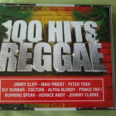100 Hits REGGAE - 5 C D Originale ca NOI - Muzica Reggae
