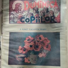 Revista Duminica copiilor/ anul V, no. 6-7/ iunie-iulie 1938 - Revista culturale