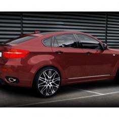 Extensie bara spate BMW X6 NOU Promotional - Prelungire bara spate tuning, X6 (E71, E72) - [2008 - 2013]
