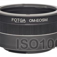 Adaptor Canon EOS M - Olympus OM - Adaptor aparat foto