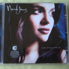NORAH JONES - Come Away With Me - C D Original ca NOU - Muzica Country