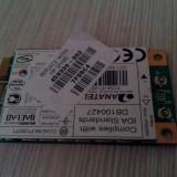 Placa retea Wireless laptop Atheros AR5BXB63 802.11b/g Mini PCIe 54Mb/s