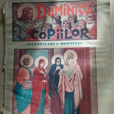 Revista Duminica copiilor/ anul V, no. 2/ februarie 1938 - Revista culturale