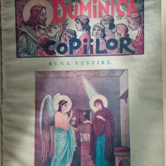 Revista Duminica copiilor/ anul V, no. 3/ martie 1938 - Revista culturale