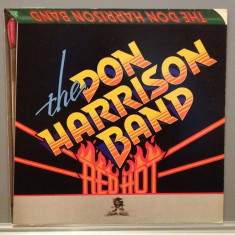 The Don Harrison Band - Red Hot (1976 / Atlantic Rec/ RFG ) - Vinil/Vinyl/Rock - Muzica Rock warner
