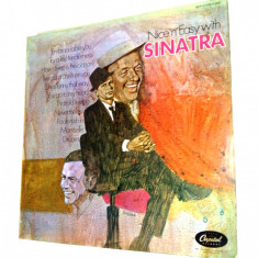 Disc vinil / Lp - Frank Sinatra - Nice 'n' Easy - EMI - Muzica Jazz emi records