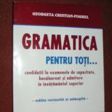 Georgeta Cristian-Foghel - Gramatica pentru toti