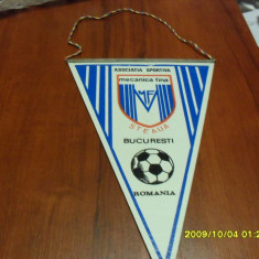 Fanion Mecanica Fina Steaua Buc. - Fanion fotbal