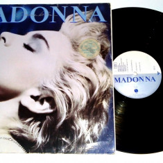Disc vinil / Lp - Madonna-True Blue / Sire Records 1986 - Muzica Pop arista