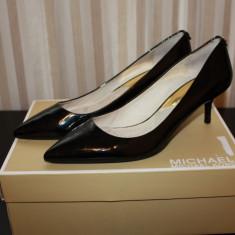 Pantofi CLASIC MIHAEL KORS noi SUA - Pantof dama Michael Kors, Culoare: Negru, Marime: 40, Cu platforma