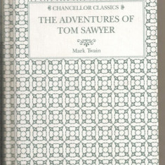 (C6392) MARK TWAIN - THE ADVENTURES OF TOM SAWYER, AVENTURILE LUI TOM SAWYER