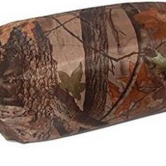 Sac / saci Dormit ( Camping, Pescuit ) Model Camuflaj Frunza - Sac de dormit