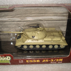 Macheta tanc  JS-3/3M URSS EASY MODEL scara 1:72