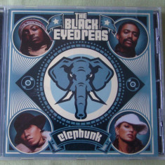 THE BLACK EYED PEAS - Elephunk - C D Original - Muzica Hip Hop