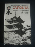 C. BUSE, ZORIN ZAMFIR - JAPONIA UN SECOL DE ISTORI 1853-1945