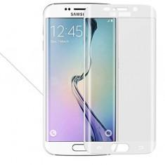 FOLIE STICLA CURBATA FULL SCREEN SAMSUNG S6 edge - Folie de protectie Samsung, Samsung Galaxy S6 Edge