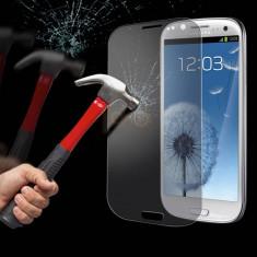 FOLIE DE STICLA TEMPERED GLASS SAMSUNG GALAXY S3 - Folie de protectie Samsung, Anti zgariere