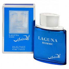 Salvador Dali Laguna Homme EDT Tester 100 ml pentru barbati - Parfum barbati Salvador Dali, Apa de toaleta