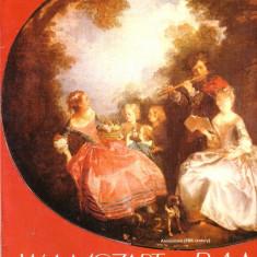 Vinil - Mozart -, electrecord