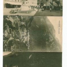 3210 - Banat, Baile HERCULANE - old 10 postcards - used - 1910 - Carte Postala Banat 1904-1918, Circulata, Printata