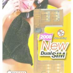 MagicsimDual Sim Adapter 20th generation non-cut YMO004 - Gevey SIM